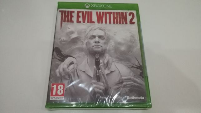 xbox one THE EVIL WITHIN 2 jak resident 100% pozytyw