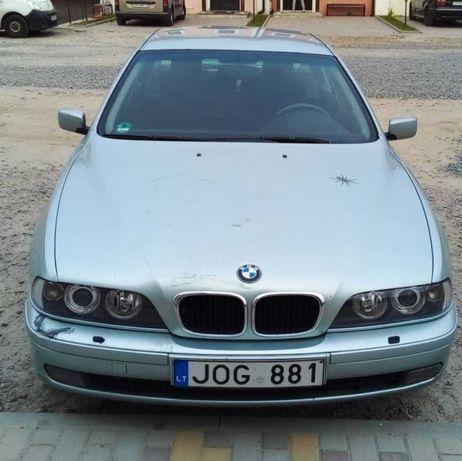 Авто BMW  E 39 m 52 автомат