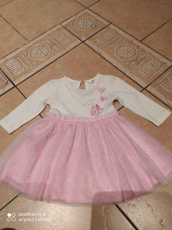 Nowa Sukienka tiul 74
