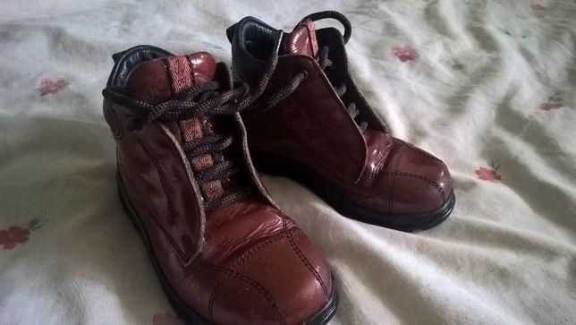 классные ботинки весна-осень