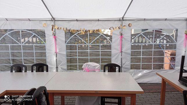 Namiot Easy ogrodowy 5x6m