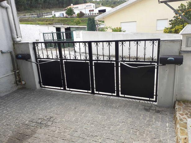 Portoes de entrada