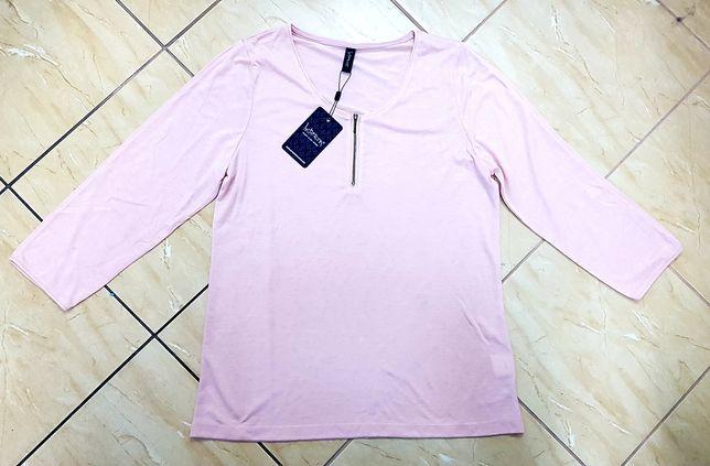 Bluzka Intown XL blady róż