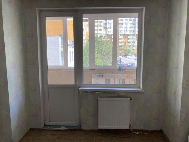 Балконная дверь + окно