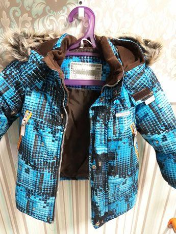 Куртка для мальчика lenne