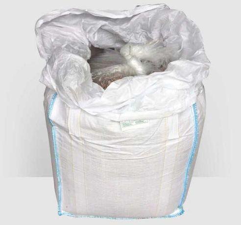 Worek Big Bag z Folią Do Kukurydzy i nie tylko 90x90x110cm