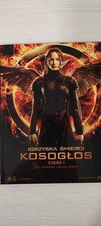Film DVD Igrzyska Śmierci Kosogłos część 1