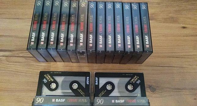 BASF chrome Super II 90 - kasety magnetofonowe używane