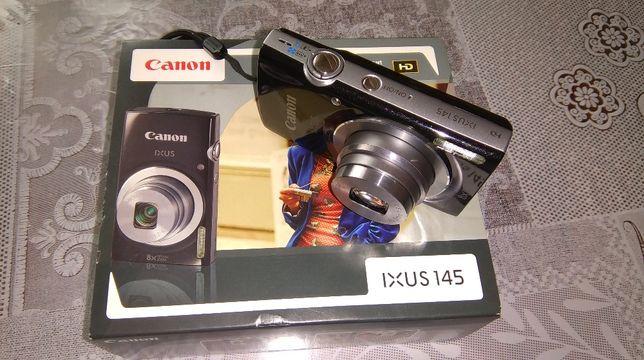 Canon Ixus 145 Idealny Stan! Jak nowy!