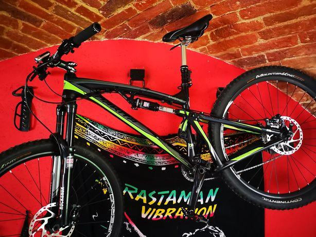 Rower full zjazdowy S NAKITA