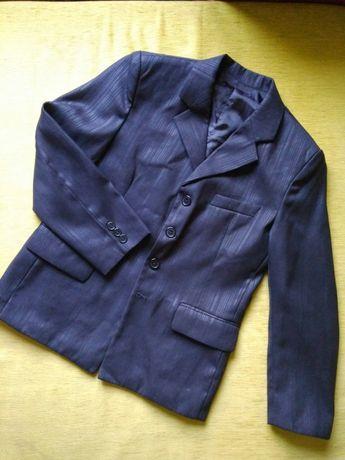 Піджак на хлопчика 9-10 років, б/в, шкільна форма.