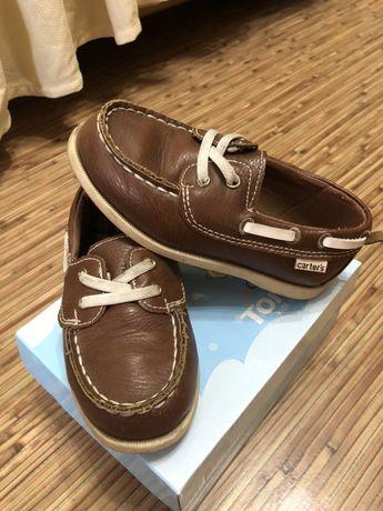 Туфли, мокасины Carters, картерс 25