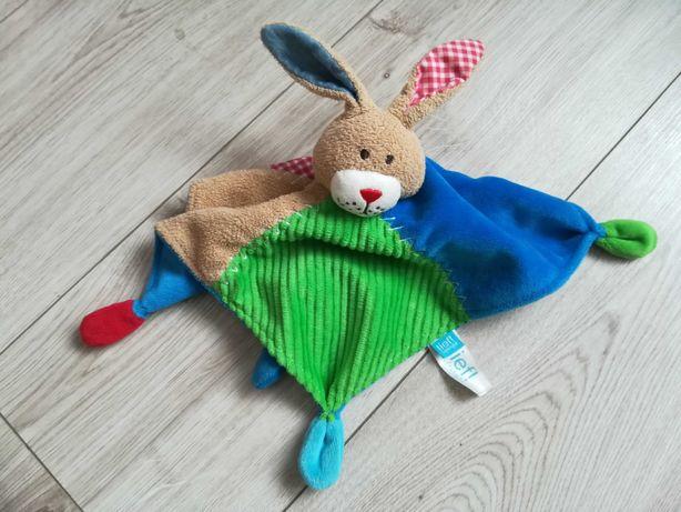 Przytulanka króliczek dla dzieci