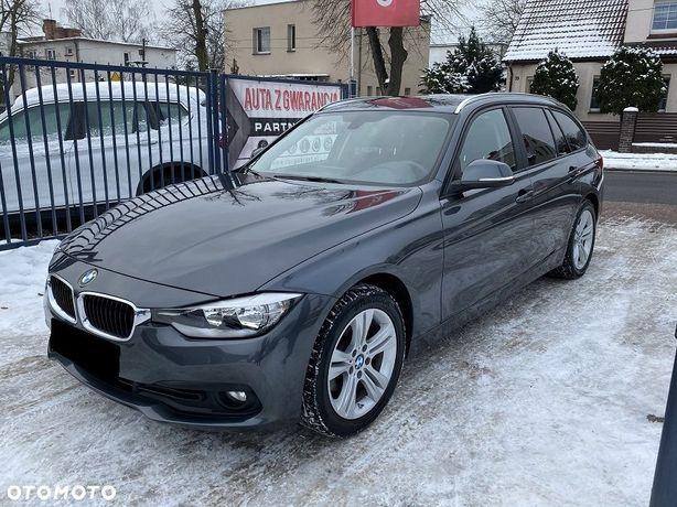 BMW Seria 3 2,0d 190ps x Drive LIFT El. Klapa SPORT Bezwypadkowa JAK NOWA