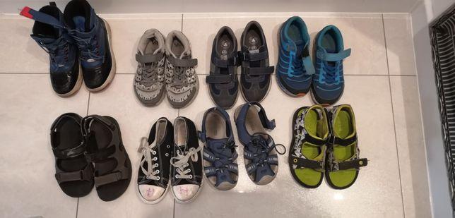 Buty dla chłopca rozm. 32 i 33