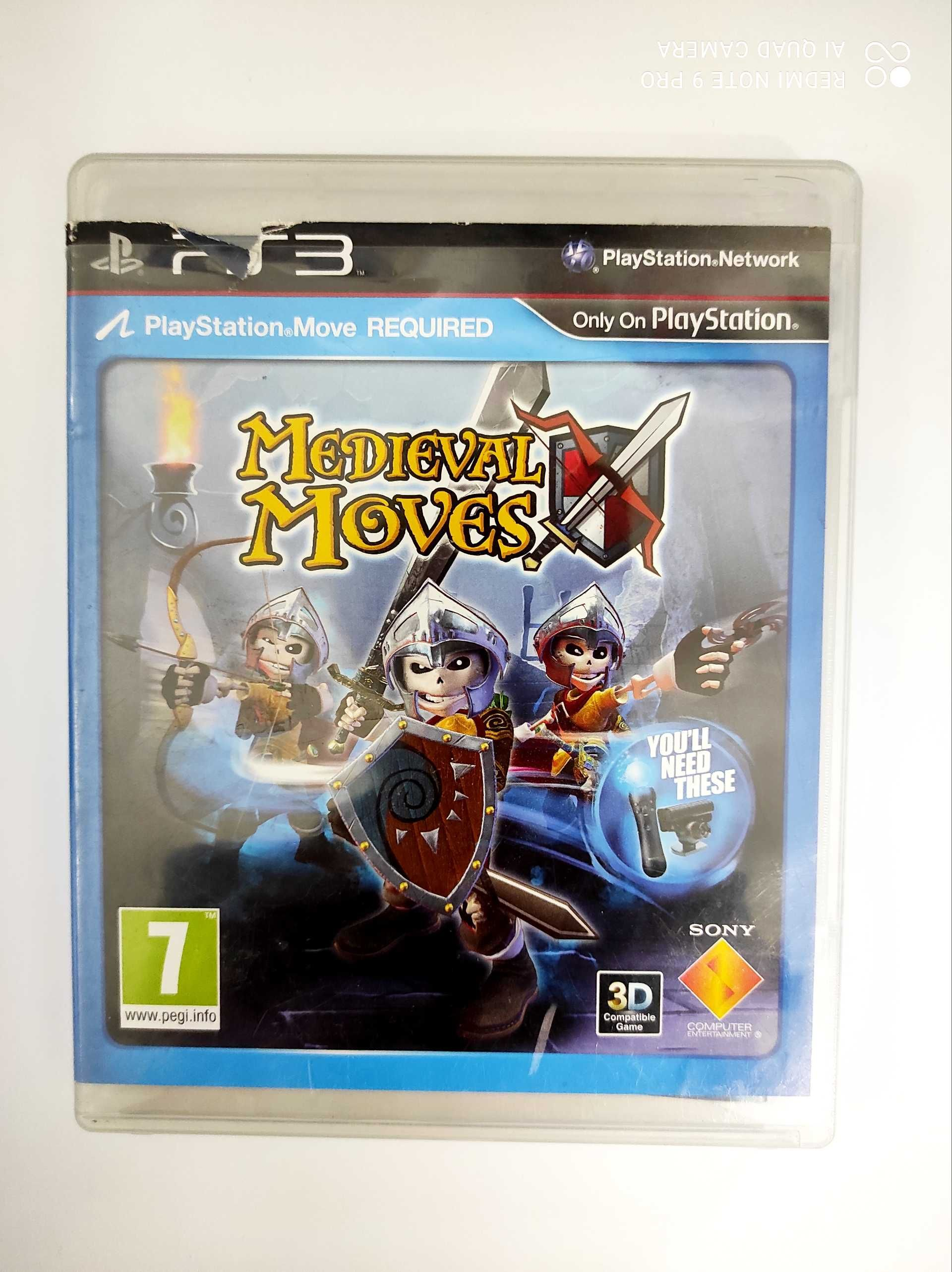 Medieval Moves ps3     .