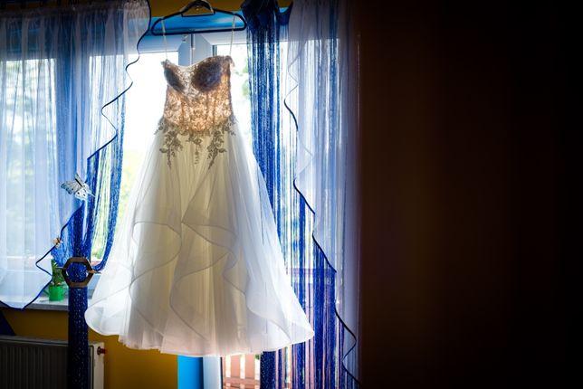 Suknia ślubna małopolska