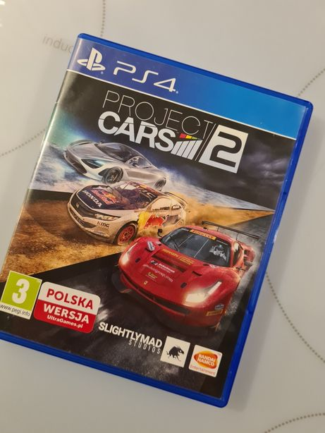 Project Cars 2 Ps4 Play Station 4