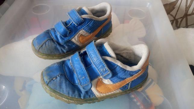Buciki Nike MILESTONES-mięciutkie i przewiewne rozm.25