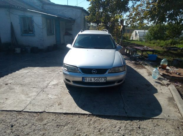 Opel Vectra b не растаможен обмен