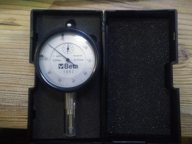 Czujnik zegarowy ze statywem magnetycznym beta 1662