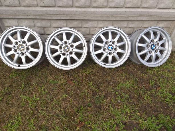 Felgi aluminiowe BMW 15
