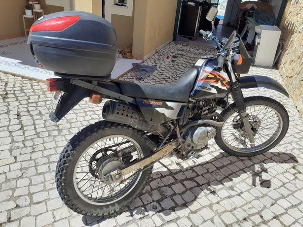 Suzuki dr 125 dualsports