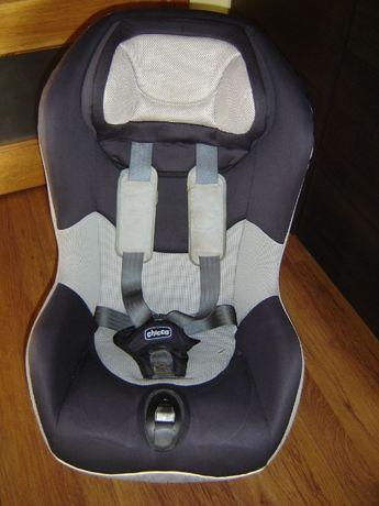 Zestaw Fotelik samochodowy Chicco 9 -18kg i wózek spacerówka Chicco