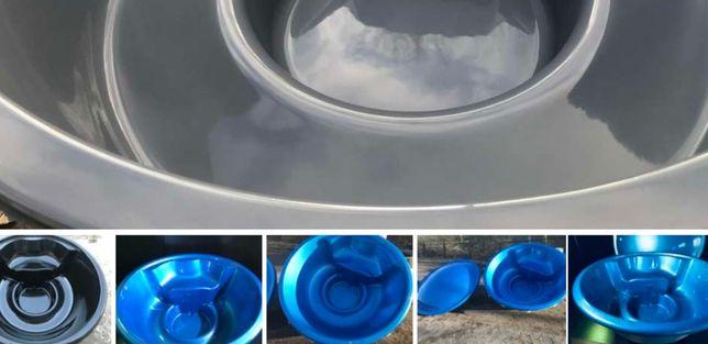 Wkład do bali bania ruska jakuzi różne kolory pokrywa