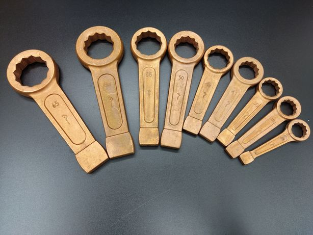 Ключ накидной ударный ударний обміднений 30,32,36,41,46,50 ,60,65