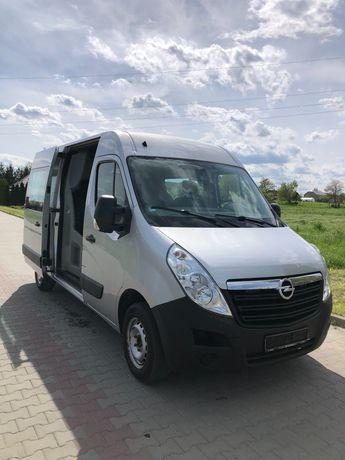 Opel MOVANO L2H2 Brygadówka 7 os