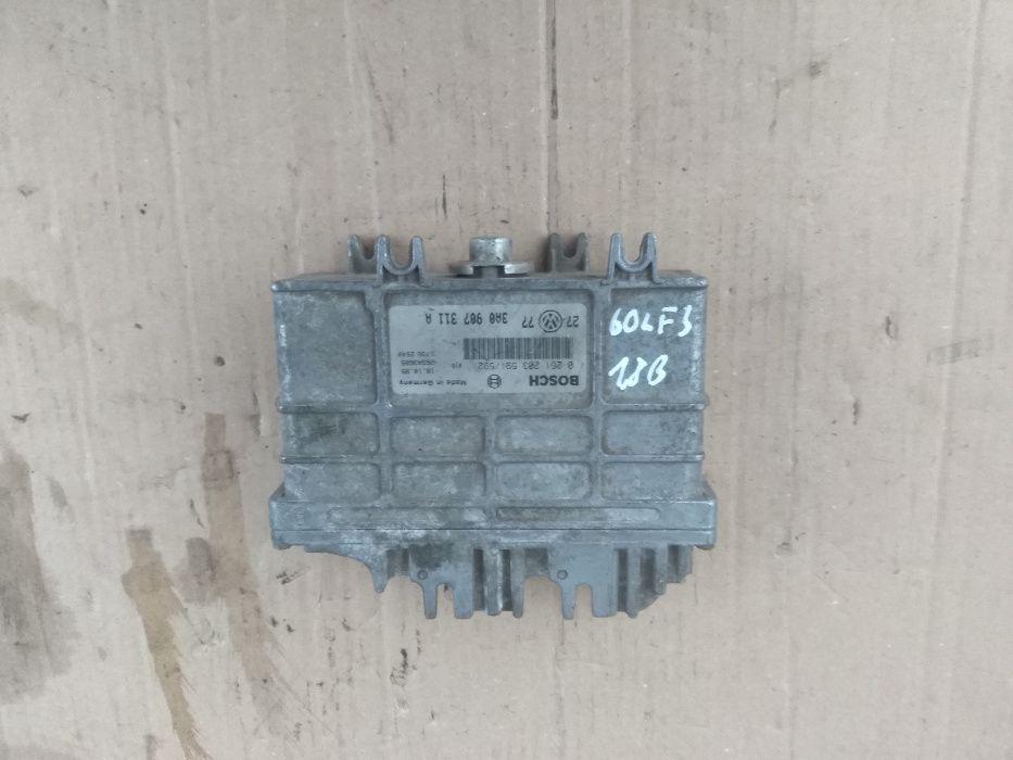 Sterownik komputer silnika Audi Seat Skoda Vw 1,8 B 3A0.907.311A