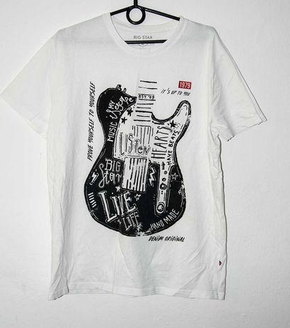 t-shirt, koszulka BIG STAR, XL - stan idealny
