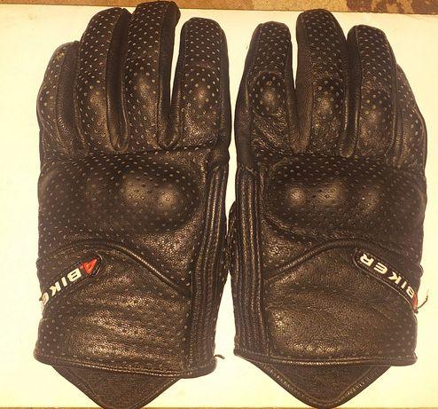 Rękawiczki motocyklowe 4biker