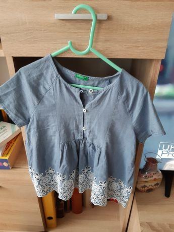 Koszule dziewczęce Benetton H&M