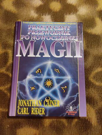 Praktyczny przewodnik po nowoczesnej magii, Cainer, Rider