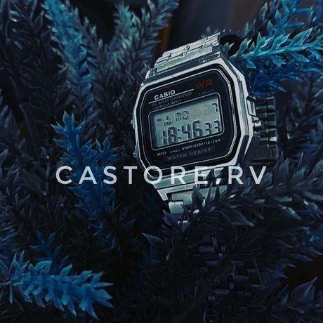 Часы Casio A159W Silver мужские/женские