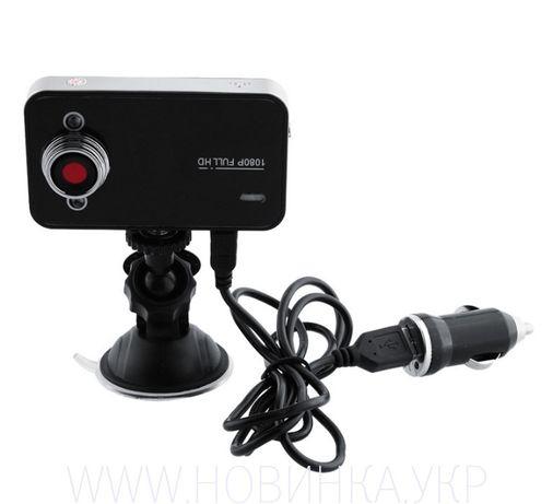 Автомобильный видеорегистратор DVR K6000B 2.4