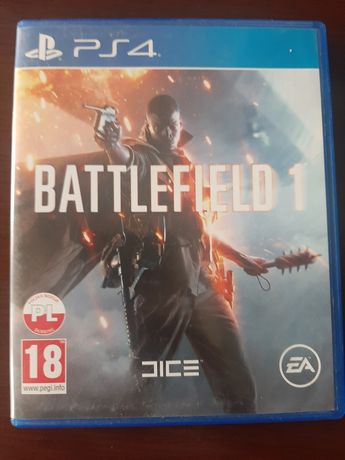 Gra na playstation 4 battlefield 1