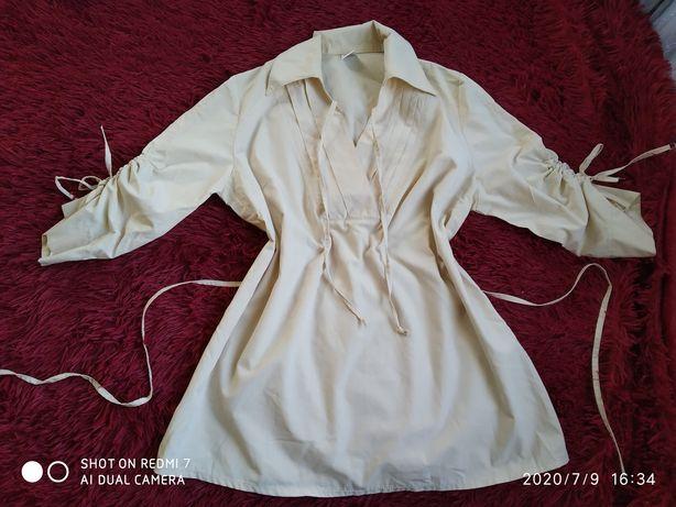 Штани+блузка для вагітної