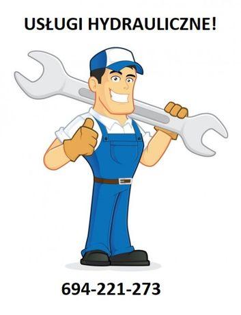 Montaż instalacji sanitarnych, hydraulik, naprawy awarii!