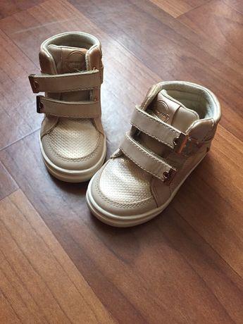 Ботинки кожаные,20 розмер,черевички, туфлі
