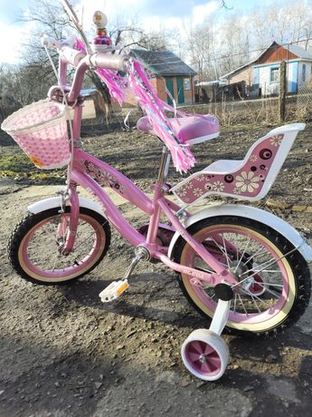 Новый Велосипед .