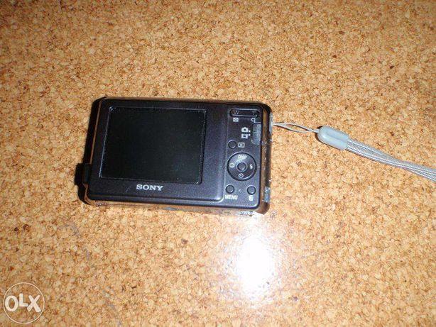 Aparat cyfrowy SONY DSC S200 uszkodzony