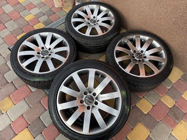 Тітанові діски StiLavto 5*112 R17 Mercedes -Audi-Scoda-VW-SeaT