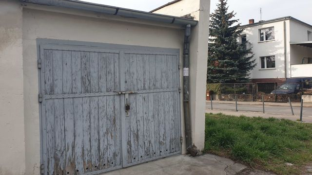Sprzedam garaż własnościowy Wrocław ul. Starodworska Książe Wielkie