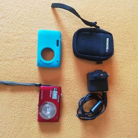 Nikon CoolPix S2600 Máquina Fotográfica compacta como nova