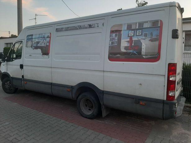 Samochód Iveco Daily 2007 r. 35c15 v