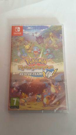 Gra Pokemon Mystery Dungeon Rescute Team DX nintendo Switch