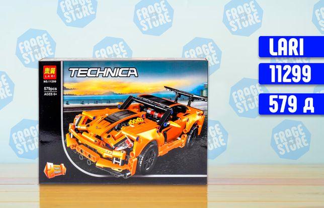 "Конструктор Bela 11299 ""Chevrolet Corvette ZR1"", 579 д, лего."
